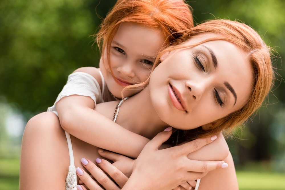 You: The Mother of Flourishing Children